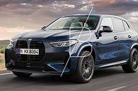 Hibrid hajtással és 760 lóerővel debütálhat a BMW X8 M