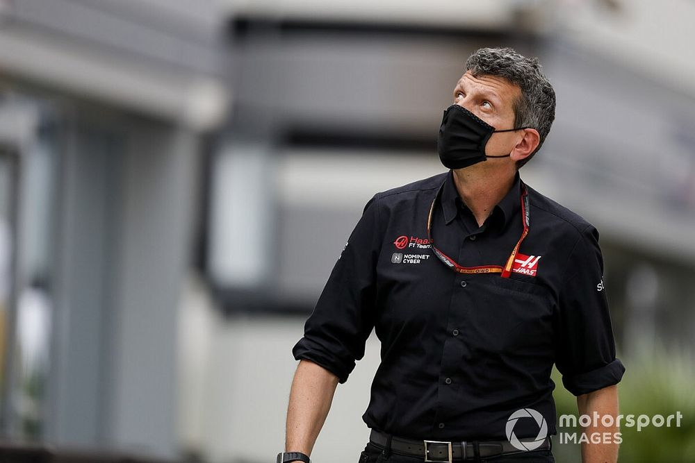 """Steiner: """"Grosjean mi sta aiutando a... cacciarlo"""""""
