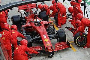 Ferrari: Vettel ha buoni ricordi dall'Istanbul Park