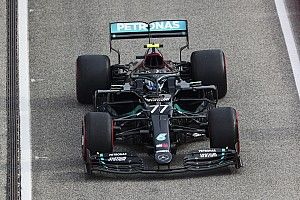 Mercedes n'a d'abord pas cru aux données des capteurs de Bottas