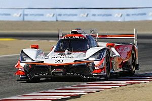 IMSA Laguna Seca: Acuras lock out front row, Corvette tops GTLM