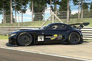 Motorsport.com eTeam VLN'den galibiyetle dönüyor!