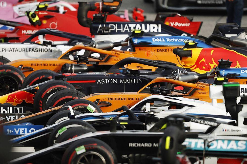 Гран При Португалии: стартовая решетка