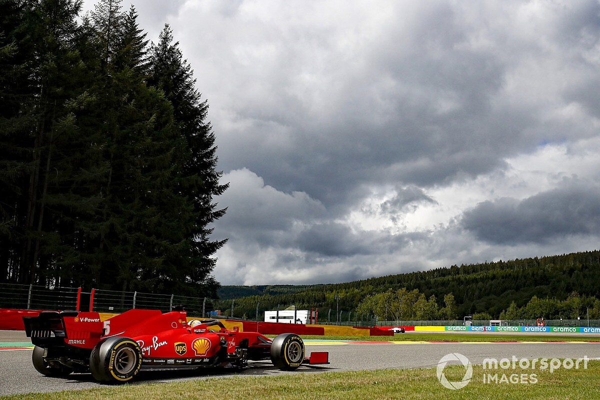 Binotto: Ferrari in the middle of a storm, but no crisis