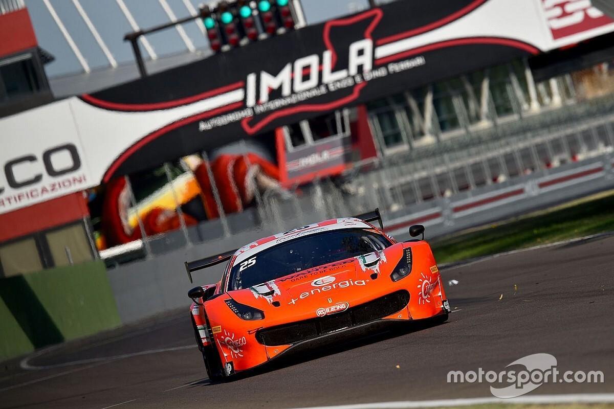 GT Endurance, Imola: dominio Ferrari anche nelle Libere 3