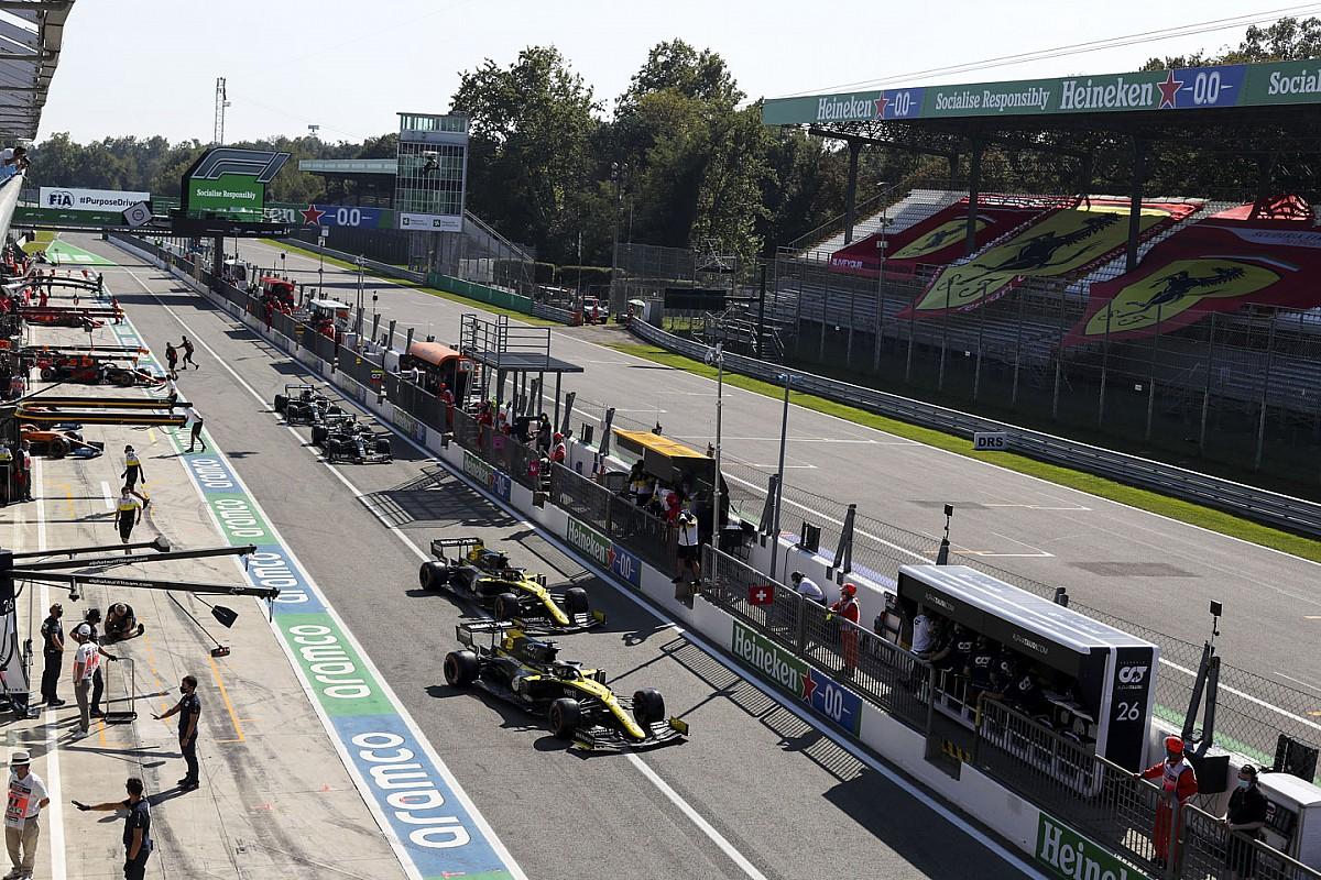 FIA quiere castigar a quien entre lento al pitlane con Safety Car