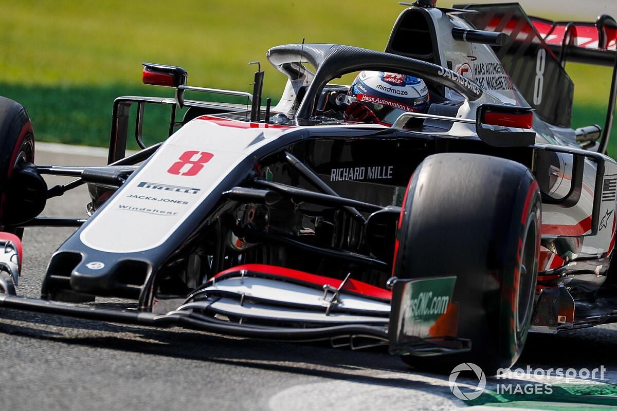 """Haas: """"Sürücü kadromuz tek yıllık değil, iki yıllık olmalı"""