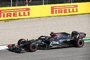 Bottas komt met verklaring voor slechte start in Monza