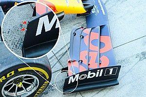 Red Bull: scoperto il segreto del soffiaggio nella paratia!