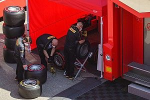 Toskana GP öncesi: Kullanılan/kullanılmayan lastikler