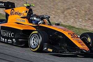 Productivas jornadas de test de Vidales en F3 con Campos Racing