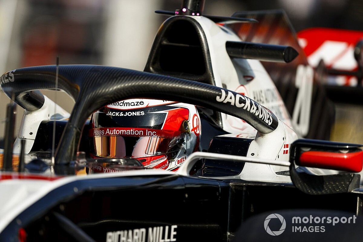 Magnussen explains gearbox issue that caused headache