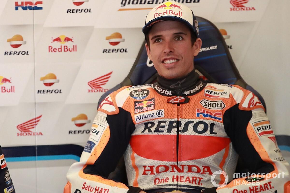 """Alex Marquez: """"Non so se Marc tornerà a correre quest'anno"""""""