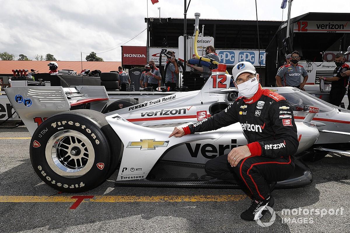 IndyCar Mid-Ohio: Power con la pole para la carrera 1