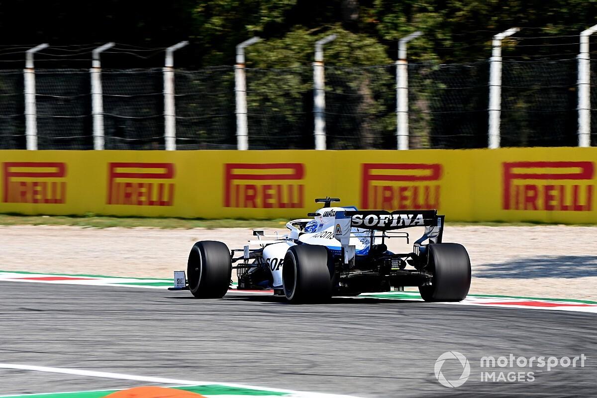 """Russell: """"Monza, Williams'a uymuyor"""""""