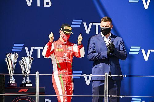 Mick Schumacher Santai Jelang Dua Ronde Terakhir Formula 2