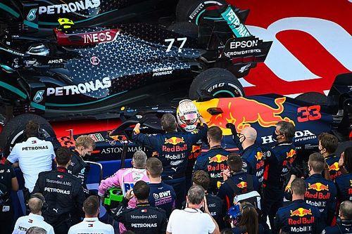 Red Bull Racing nie dostanie silników Mercedesa