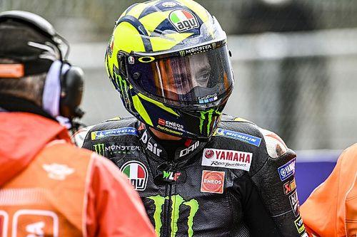 Oficial: Yamaha descarta a Lorenzo para la próxima semana en Teruel