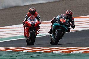 Así te contamos la clasificación del GP de Europa de MotoGP