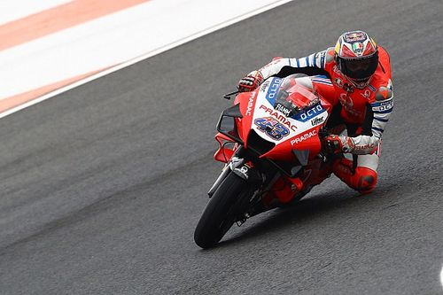 MotoGP: Miller lidera dia de treinos para o GP da Europa, em Valência