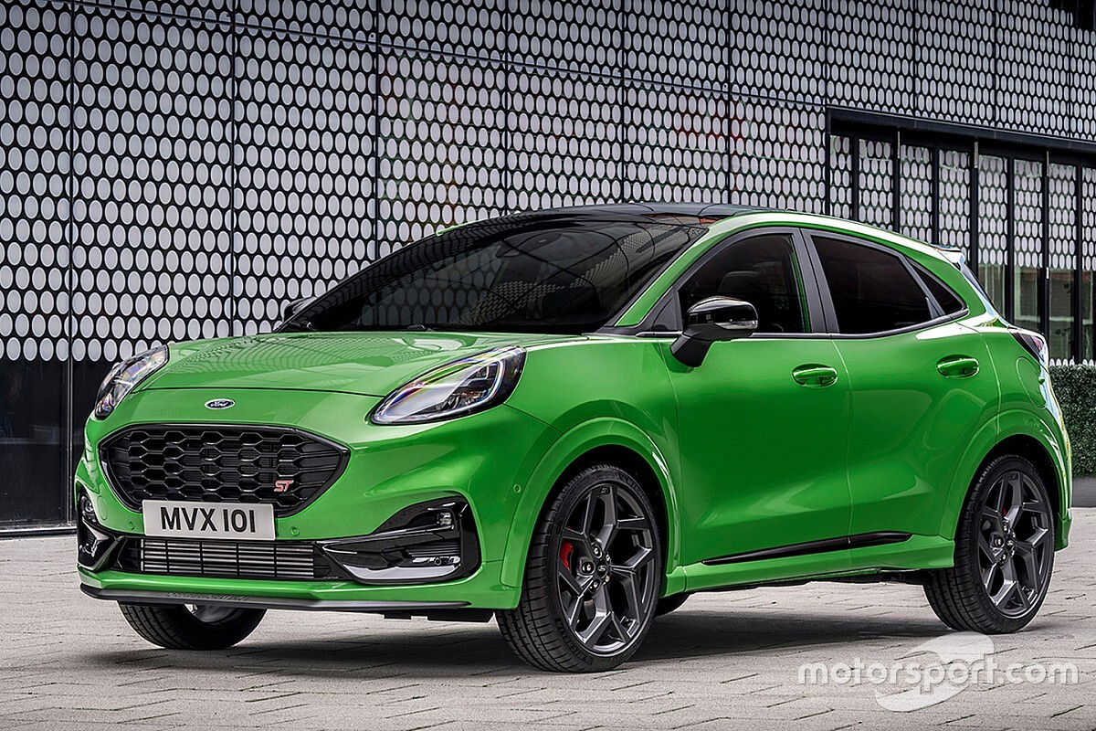 WRC: ecco come M-Sport potrebbe correre con la Puma nel 2022
