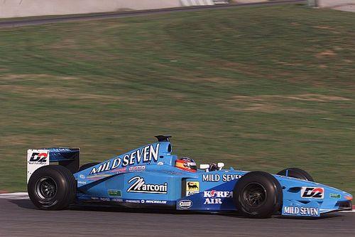 Fotos: así fue el primer test de Alonso con Renault en F1