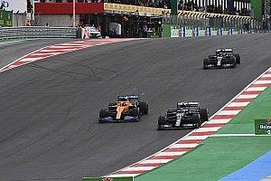 """McLaren: """"Geen nare verrassingen bij installatie Mercedes-motor"""""""