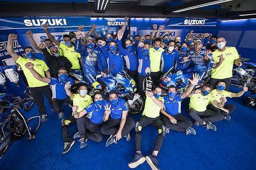 Konsistensi Faktor di Balik Kesuksesan Suzuki