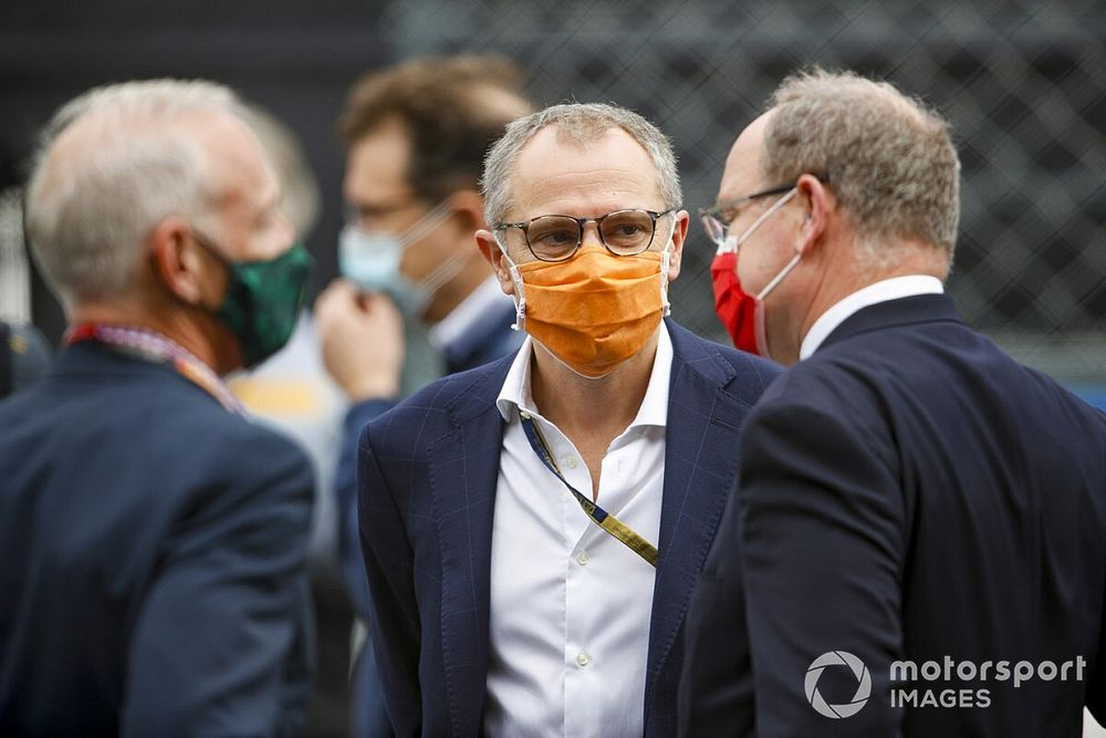 """Domenicali: F1 needs """"active role"""" in highlighting social issues"""