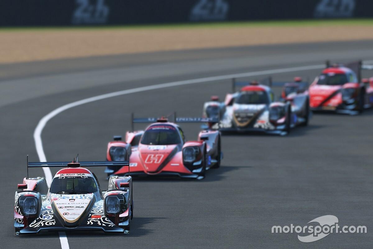Wirtualne Le Mans pojedzie w czerwcu