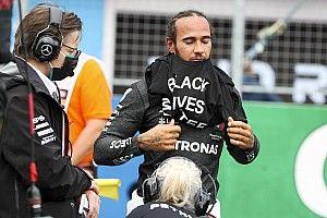 Хэмилтон взывает к совести Феттеля, Грожана и боссов Формулы 1 – из-за скомканного коленопреклонения перед стартом