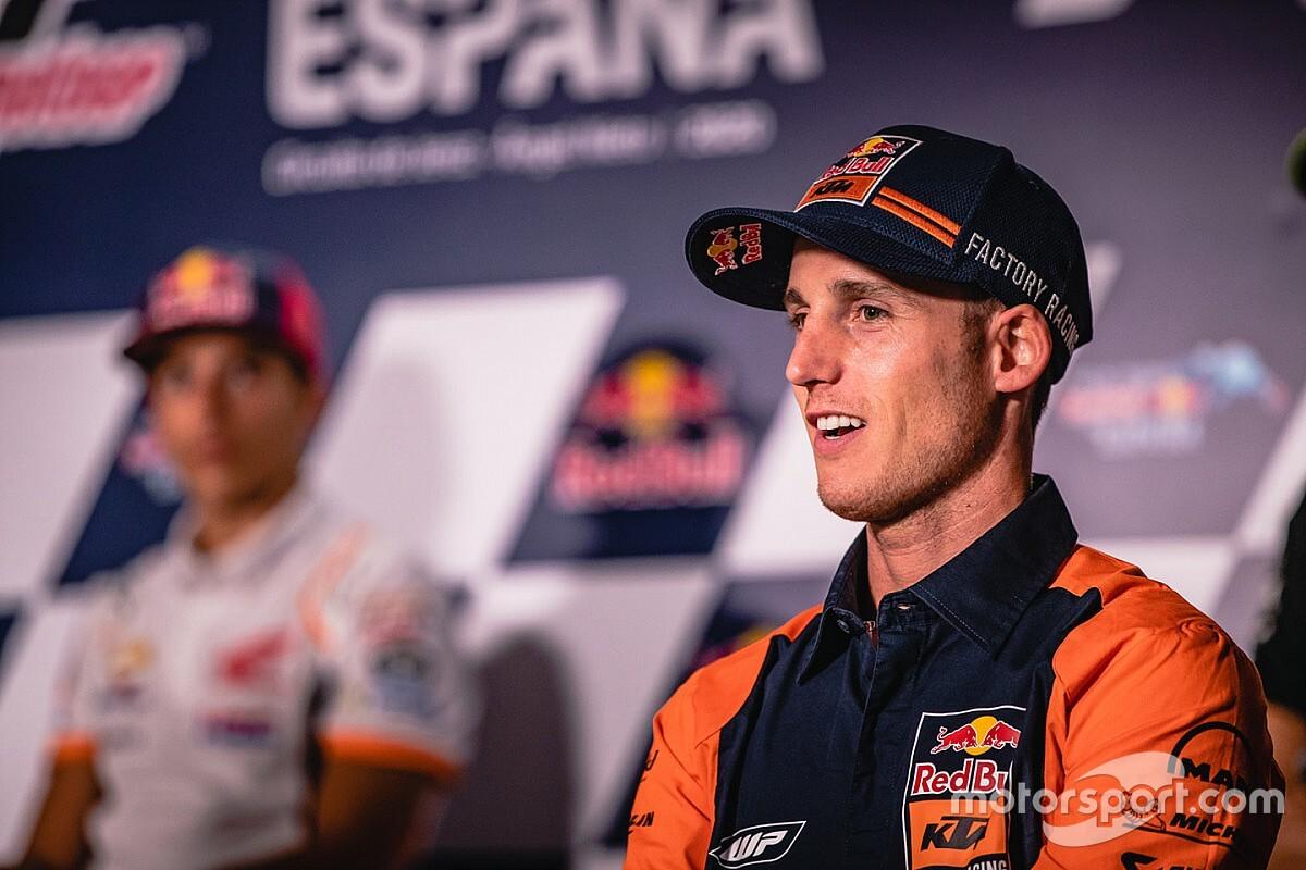 Pol Espargaró 'debutará' con Honda esta semana