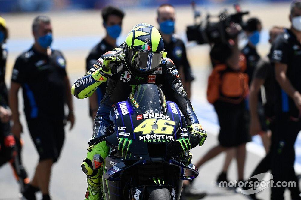 "Petronas, Razali: ""Jerez ci ha tolto i dubbi su Rossi"""