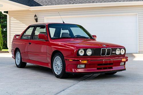 All'asta una BMW M3 E30 che costa come una BMW M8