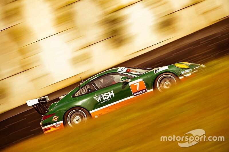 Porsche GT3 Cup: Lucas Salles larga na frente em Interlagos