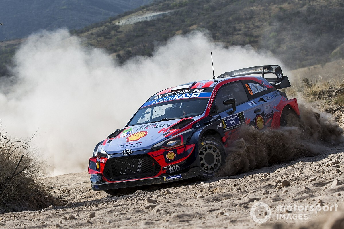 Teams not giving up on 2020 WRC season yet