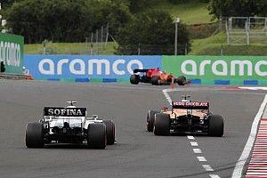 Así fue el directo del cambiante GP de Hungría de F1