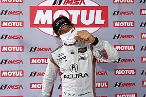 Daytona IMSA: Castroneves' Acura beats Mazdas to pole