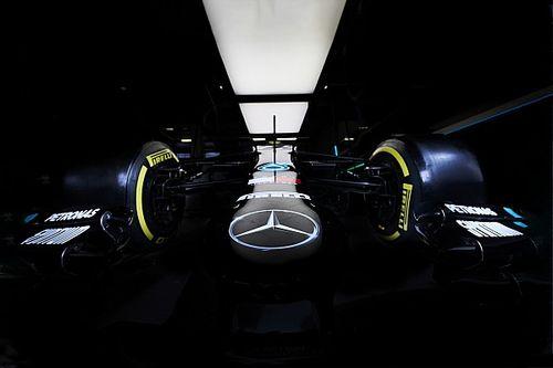 Mercedes annonce la date de présentation de sa F1 2021
