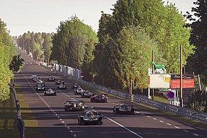 Bekijk hier de spotter guide voor de virtuele 24 uur van Le Mans