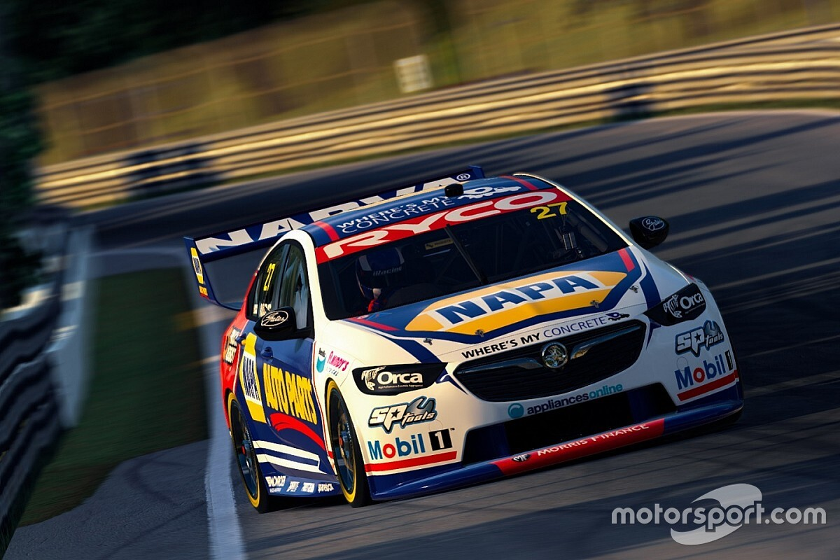 Rossi wildcard Holden revealed