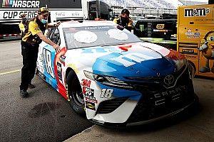 Les yeux se tournent vers la NASCAR, 1er championnat majeur de retour