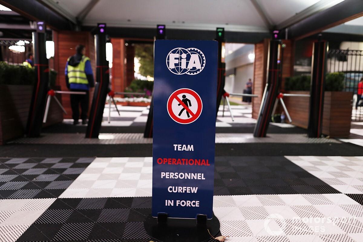 Így követhetik nyomon az F1-ben dolgozókat a koronavírus miatt