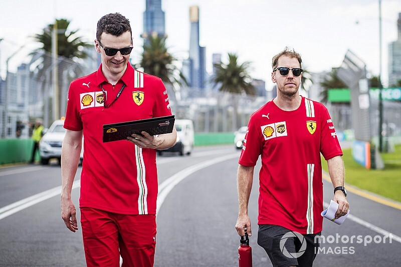 维特尔:参加澳大利亚大奖赛都是自愿的