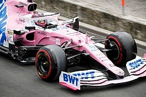 "Perez felt ""dizzy"" during Hungarian GP qualifying"