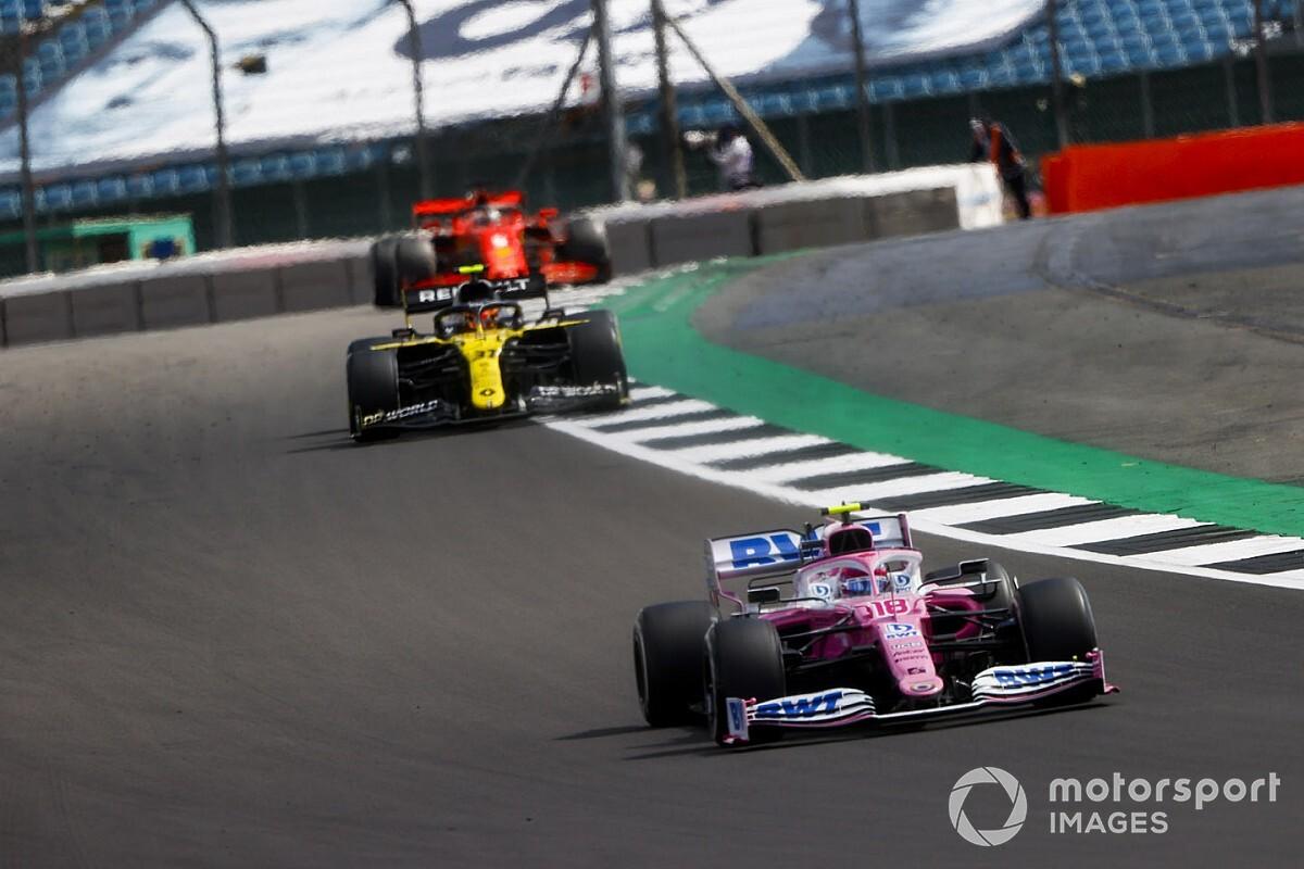 Renault overweegt beroep tegen hoogte van straf Racing Point