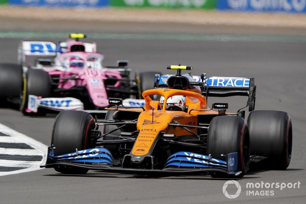 """McLaren: """"FIA güvence verdiği için Racing Point'le ilgili itirazımızı geri çektik"""""""