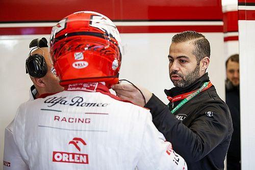 Il mio lavoro in F1: addetto ai caschi