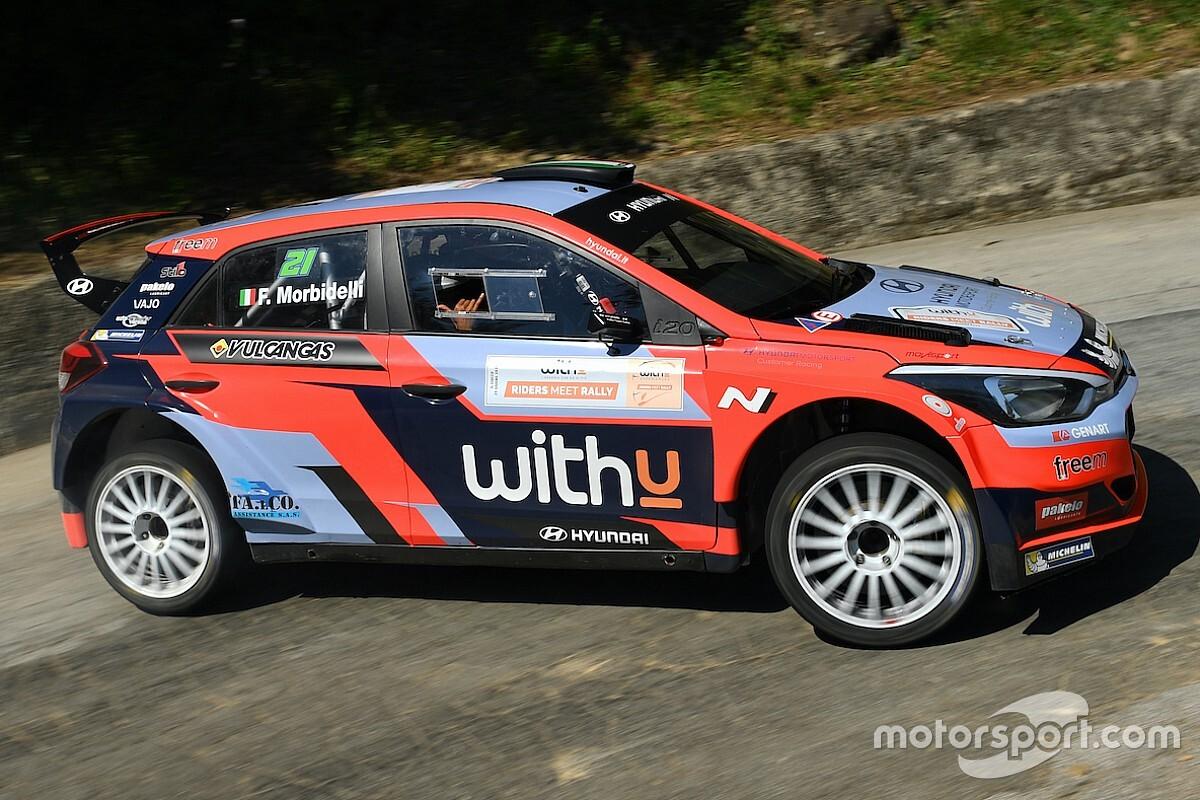 WRC: Morbidelli correrà al Rally di Monza con Hyundai Italia