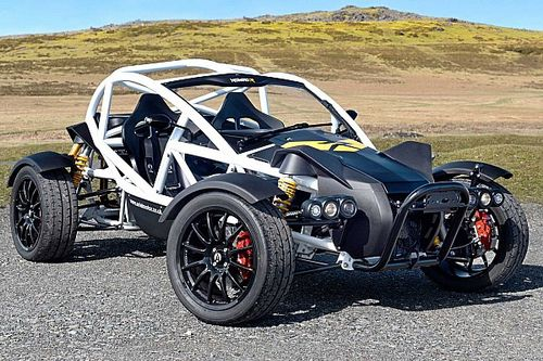 Ariel Nomad R: Off-Roader Gets Supercharged Type R Engine With 335 HP